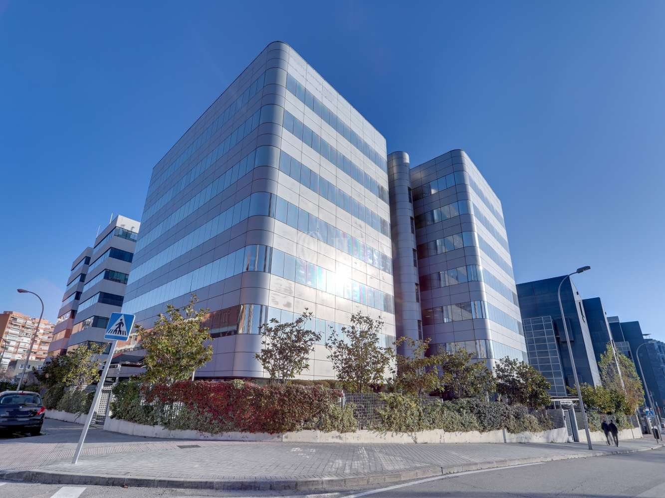 Oficina Madrid, 28050 - Coworking - MANOTERAS 24 - 23544