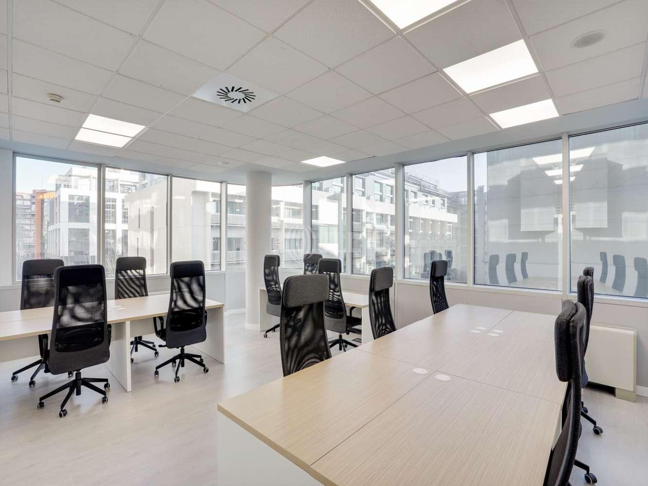 Oficina Madrid, 28050 - Coworking - MANOTERAS 24 - 23545