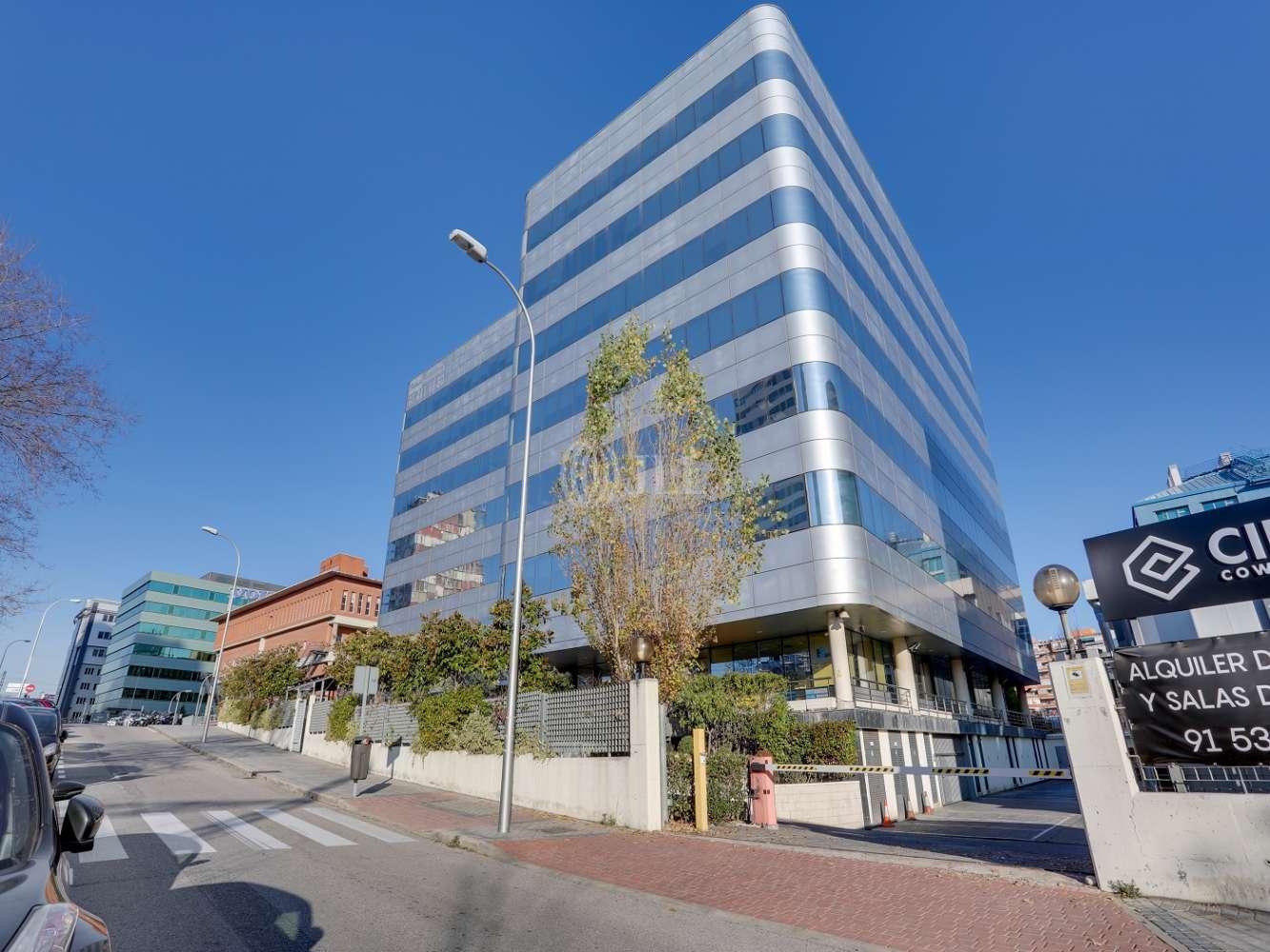 Oficina Madrid, 28050 - Coworking - MANOTERAS 24 - 23552