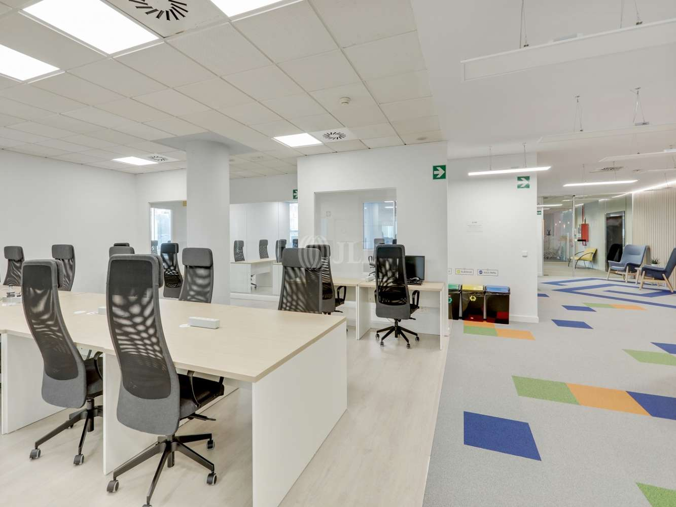 Oficina Madrid, 28050 - Coworking - MANOTERAS 24 - 23553