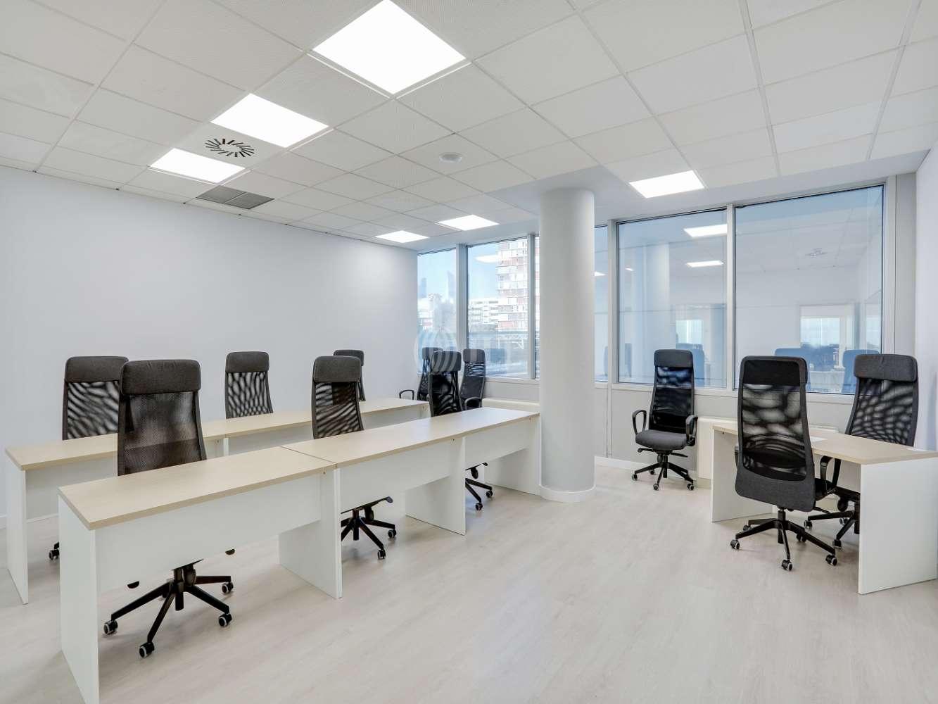 Oficina Madrid, 28050 - Coworking - MANOTERAS 24 - 23557