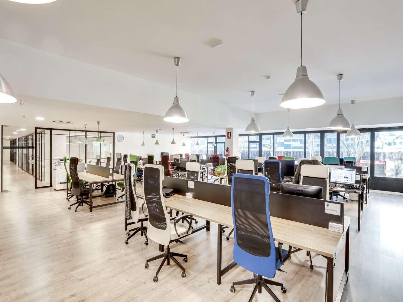 Oficina Madrid, 28046 - Coworking - LA CASTELLANA 194 - 23559