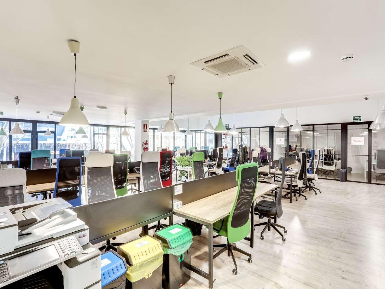 Oficina Madrid, 28046 - Coworking - LA CASTELLANA 194 - 23566