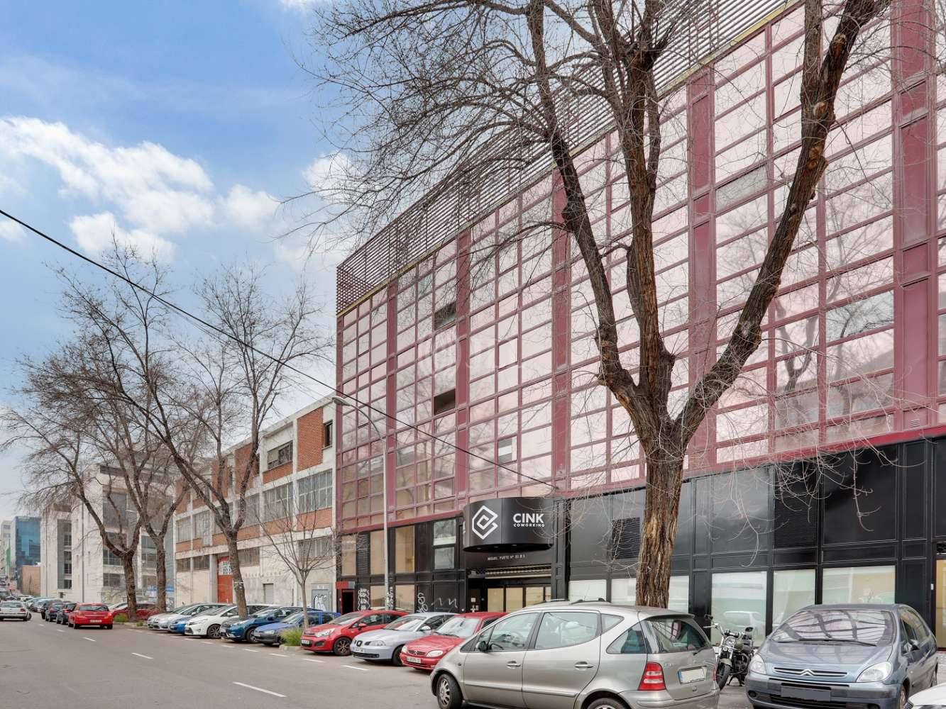 Oficina Madrid, 28037 - Coworking - MIGUEL YUSTE 33B - 23572