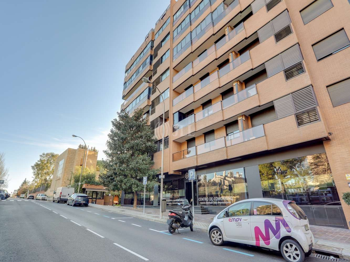 Oficina Madrid, 28036 - Coworking - HENRI DUNANT 17 - 23600