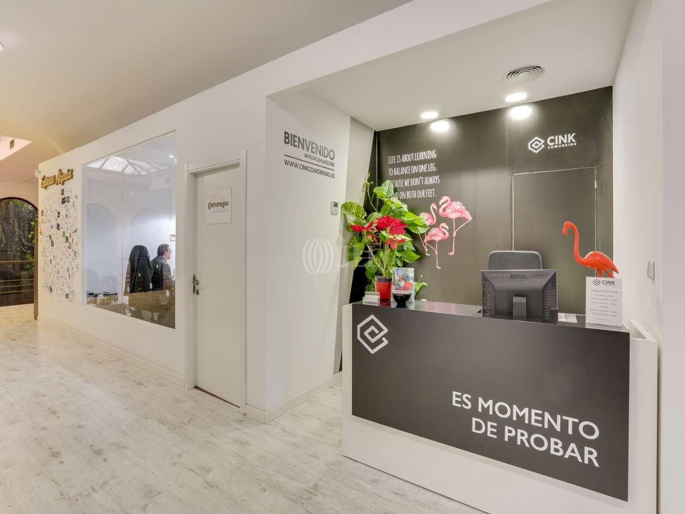 Oficina Madrid, 28036 - Coworking - HENRI DUNANT 17 - 23611