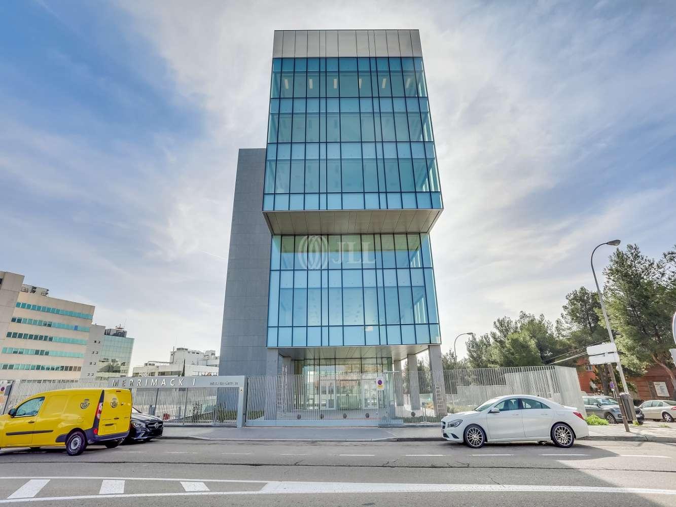 Oficina Madrid, 28027 - MERRIMACK I - 23915