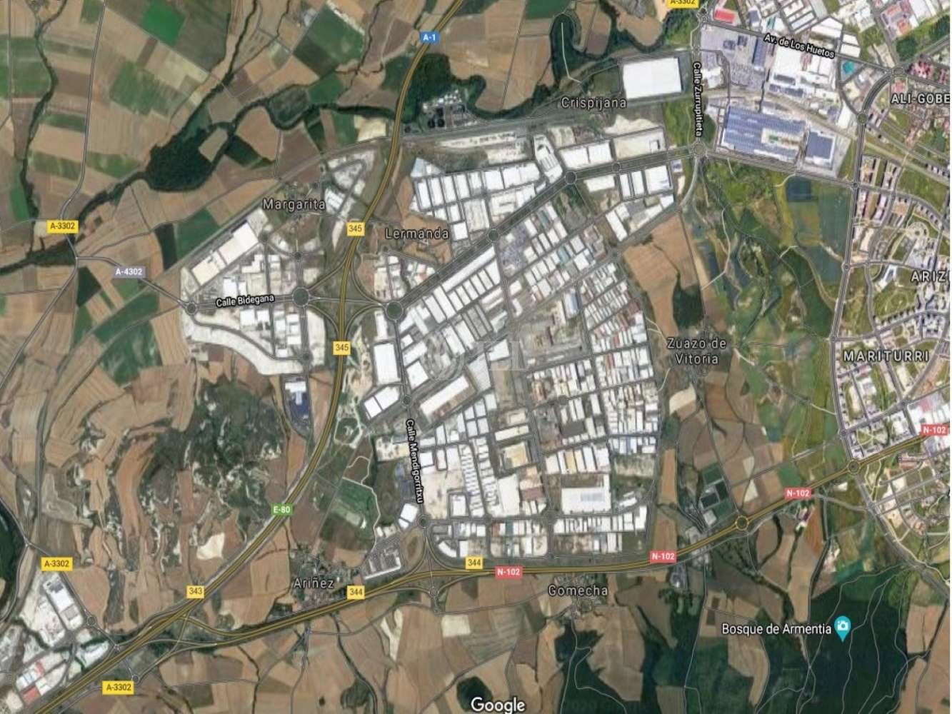 Naves industriales y logísticas Vitoria-gasteiz, 01015 - Nave Industrial - B0510 NAVE INDUSTRIAL EN VENTA PI JUNDIZ VITORIA - 24001