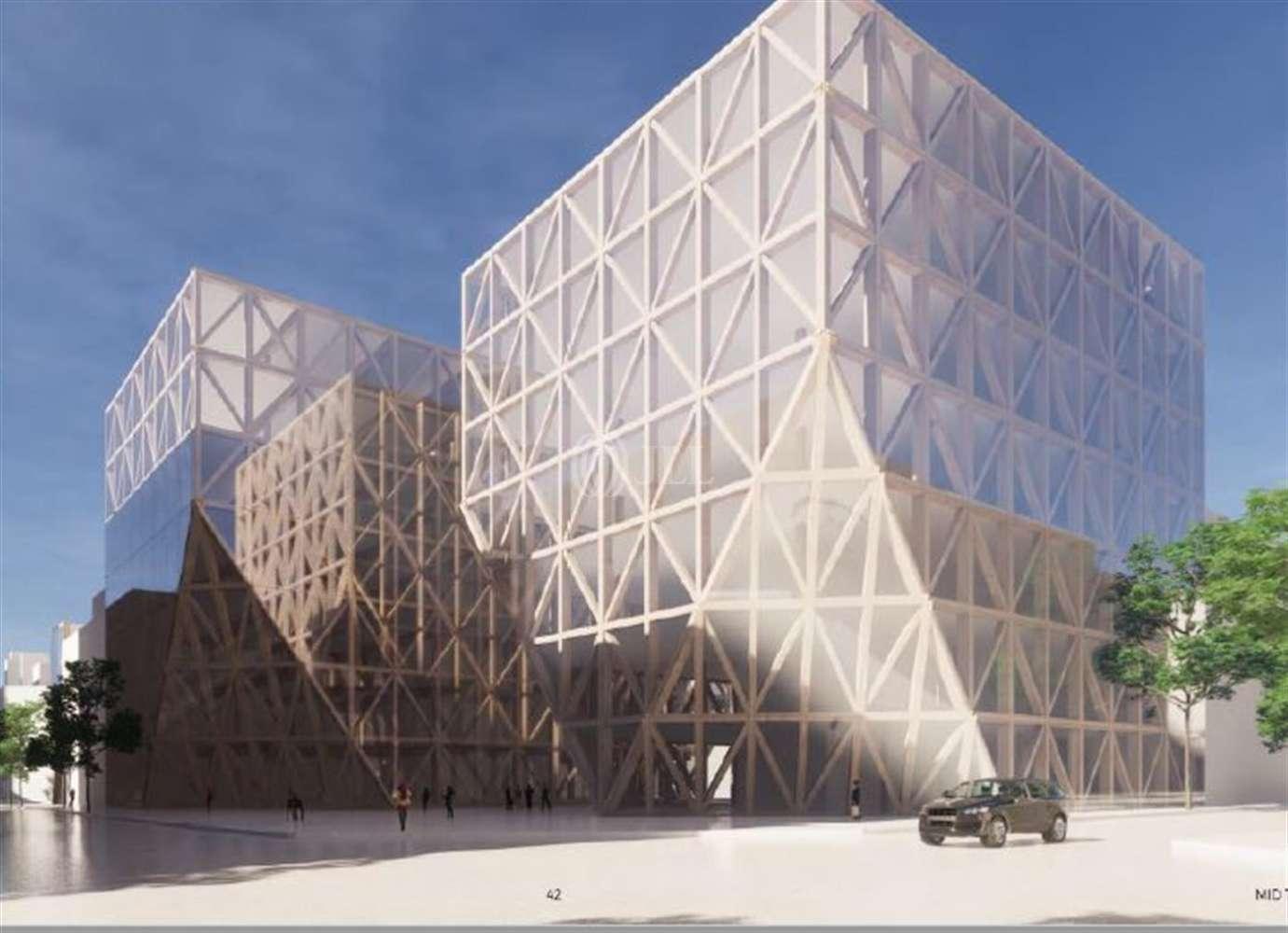 Oficina Barcelona, 08018 - Badajoz 129- Edificio B - 24353