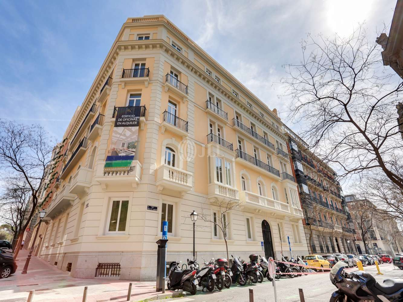 Oficina Madrid, 28014 - RUIZ DE ALARCON 5 - 24535