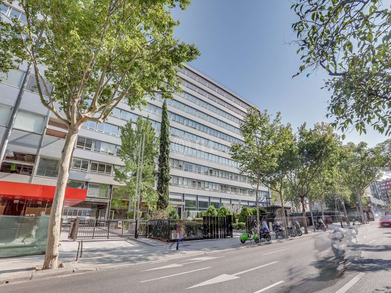 Oficina Madrid, 28006 - MARIA DE MOLINA 39 - 24582