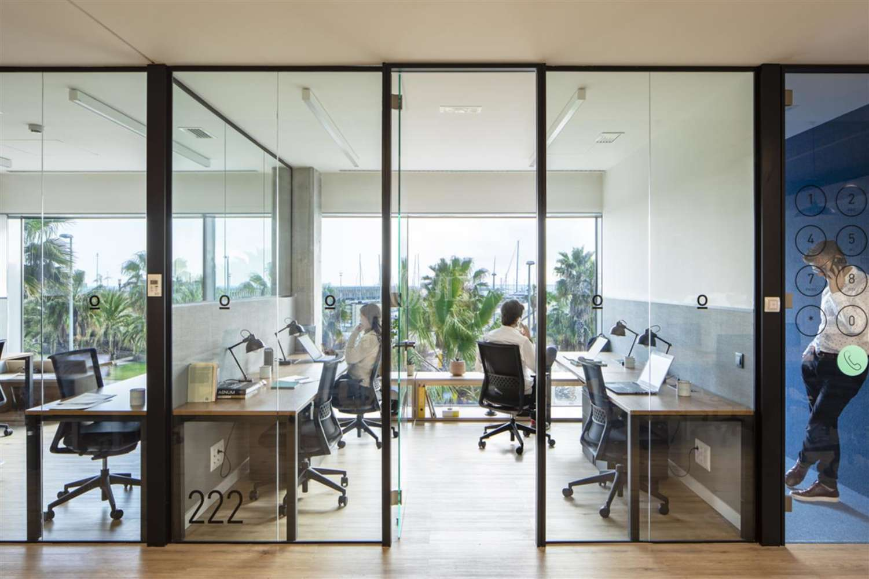 Oficina Barcelona, 08039 - Coworking - BARCELONETA - 25300