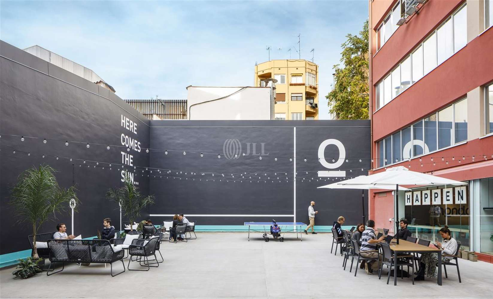 Oficina Barcelona, 08006 - Coworking - MONDAY DIAGONAL - 25310