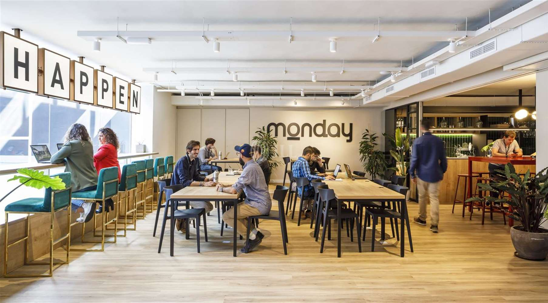Oficina Barcelona, 08006 - Coworking - MONDAY DIAGONAL - 25311
