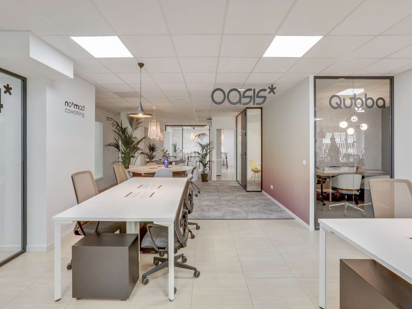Oficina Madrid, 28020 - Coworking - NOMAD - 25678