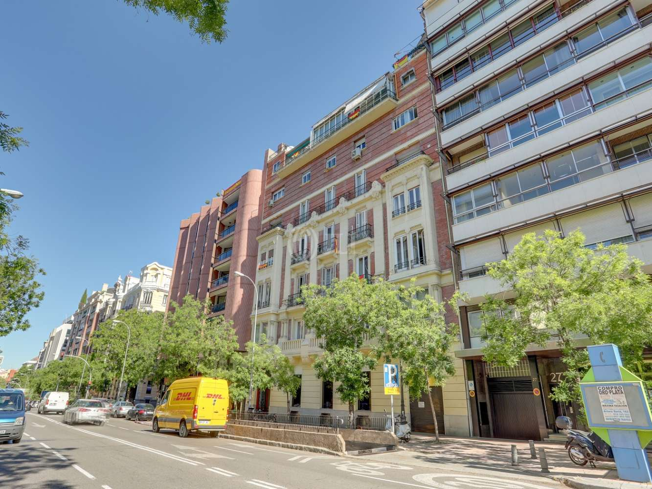 Oficina Madrid, 28006 - Coworking - JOSE ORTEGA Y GASSET 25