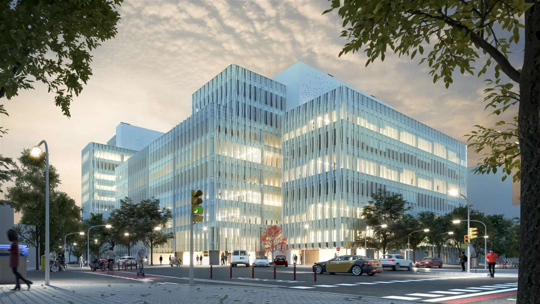 Oficina Barcelona, 08020 - SELVAM@R 125 - Edificio A