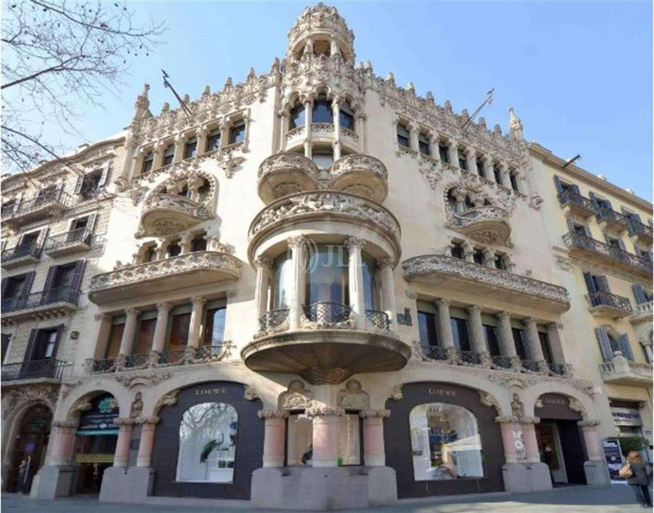 Oficina Barcelona, 08007 - Casa Lleó Morera