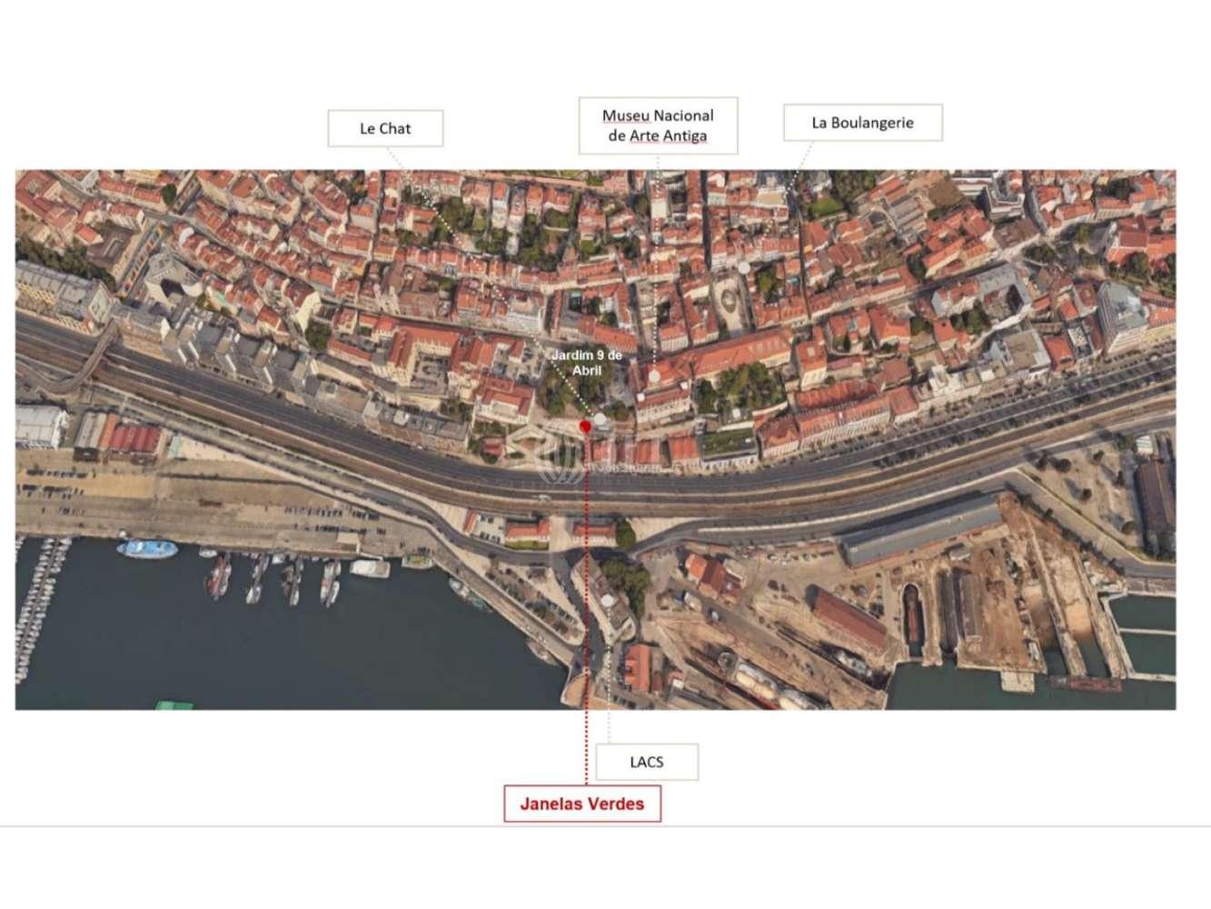 Loja Lisboa,  - Janelas Verdes