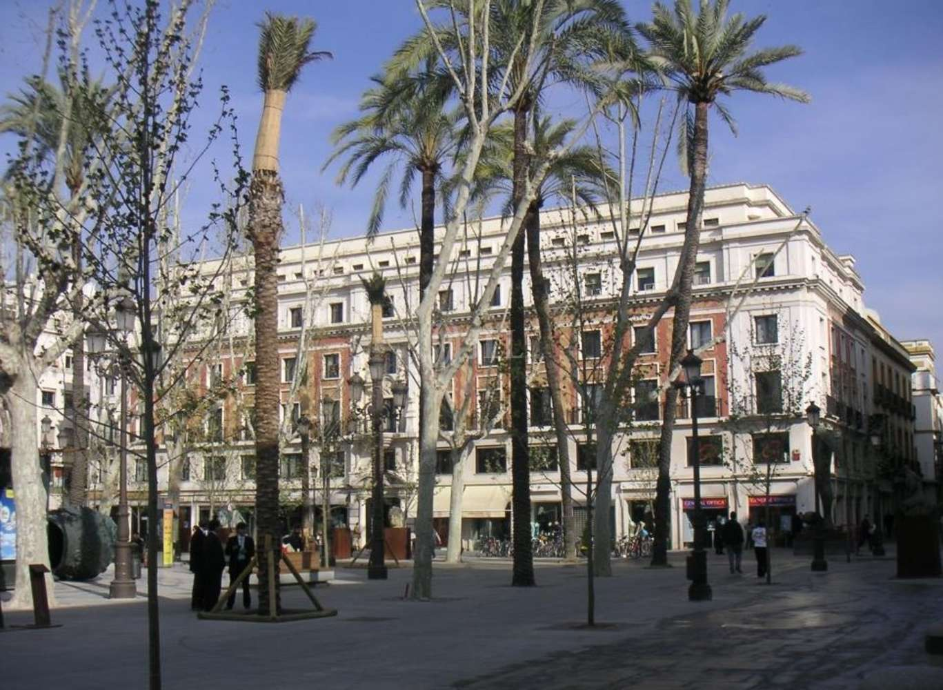 Oficina Sevilla, 41001 - NUEVA 13 - 2696