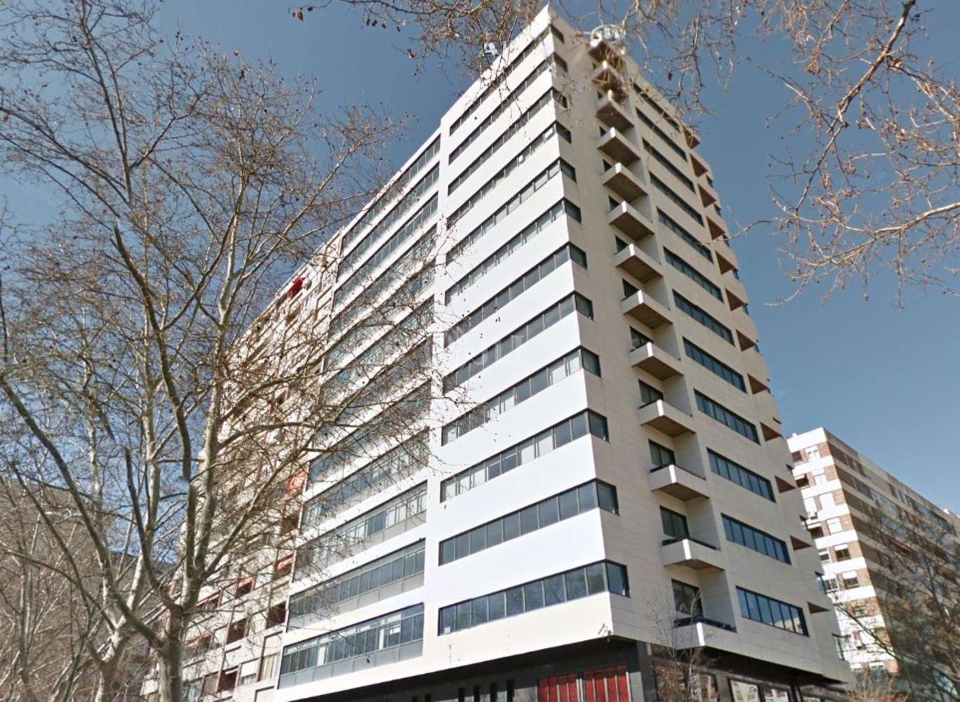 Oficina Madrid, 28020 - GENERAL PERON 27 - 3254
