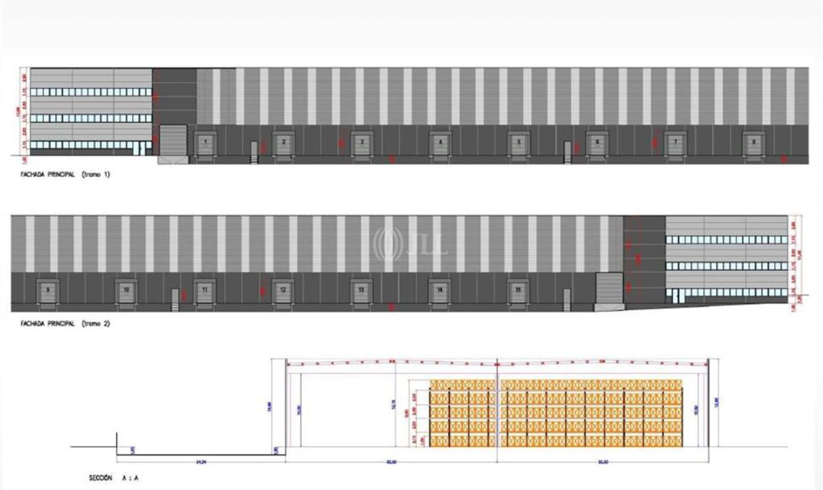 Naves industriales y logísticas Castellbisbal, 08755 - Nave Logistica - B0400 - AREA LOGISTICA LLOBREGAT - 7945