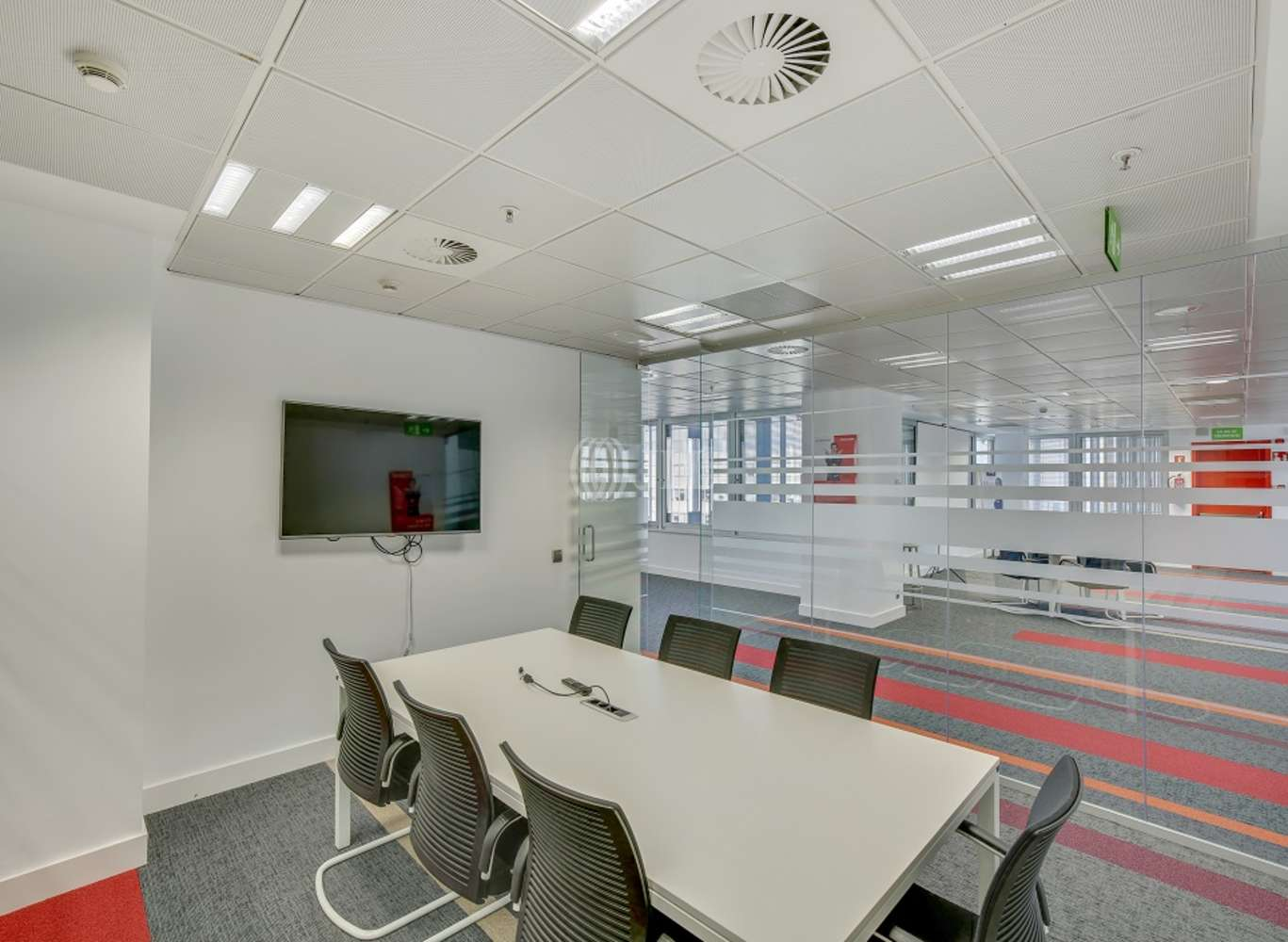 Oficina Madrid, 28046 - AZCA - CADAGUA - 14305
