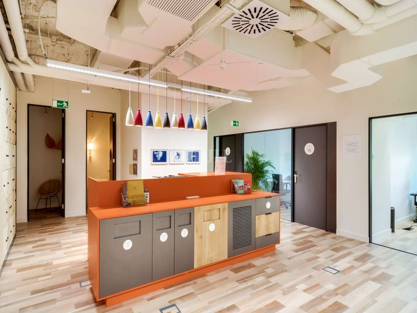 Oficina Madrid, 28020 - Coworking - ORENSE 62 - 16064