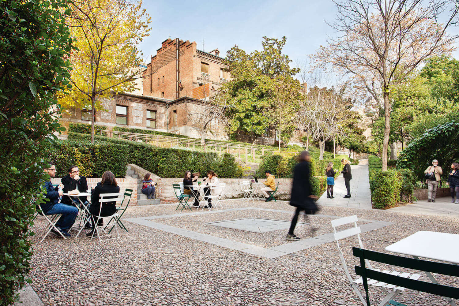 Oficina Madrid, 28014 - Coworking - TAPICES - 16666