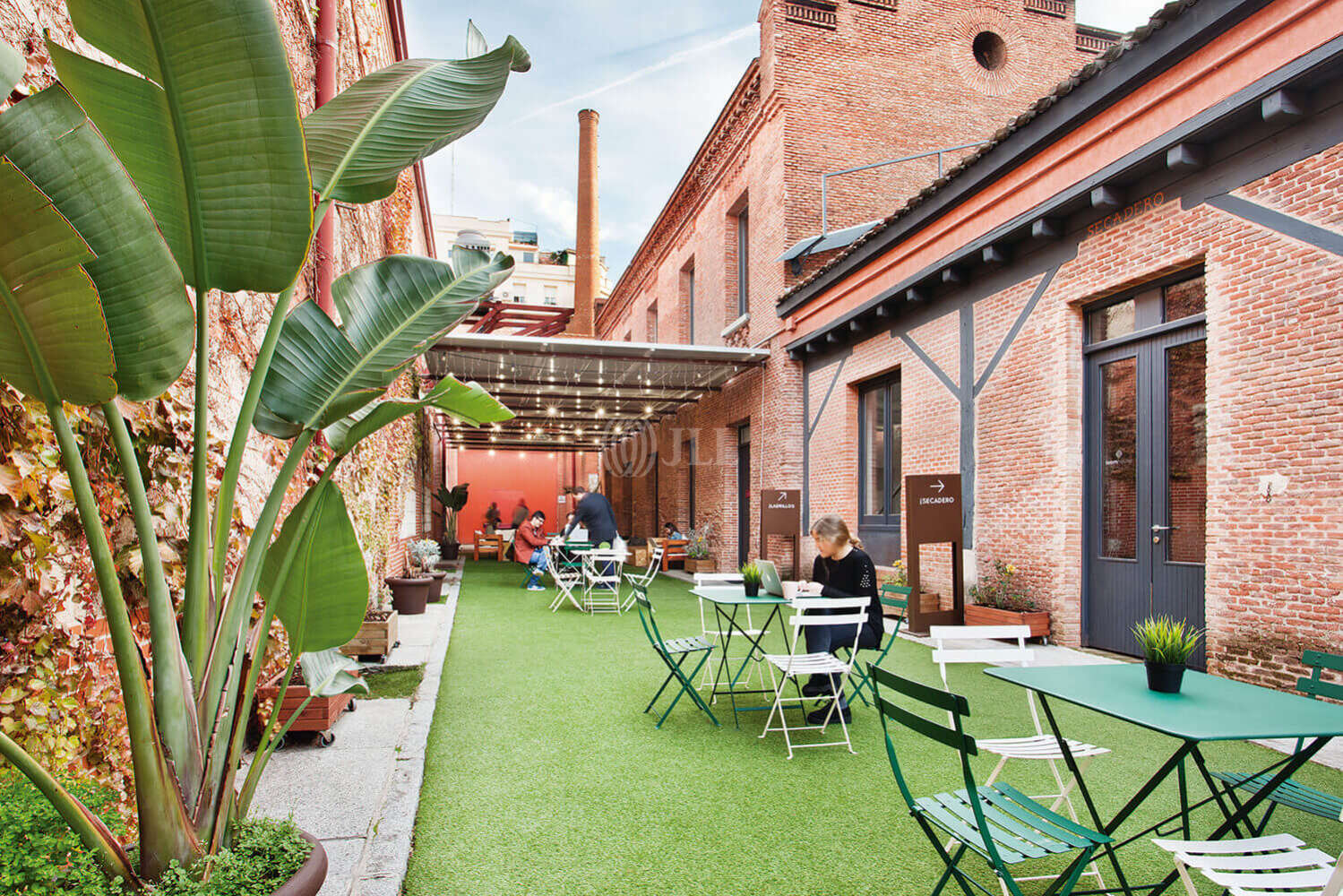 Oficina Madrid, 28014 - Coworking - TAPICES - 16670
