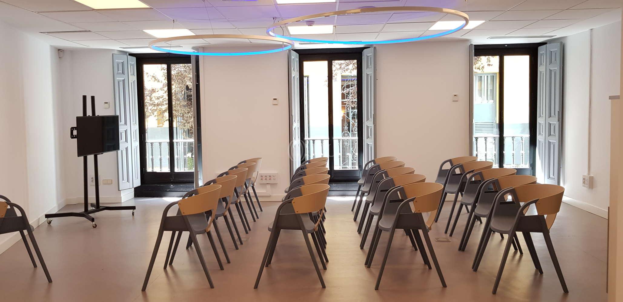 Oficina Madrid, 28012 - Coworking - HUERTAS - 16776