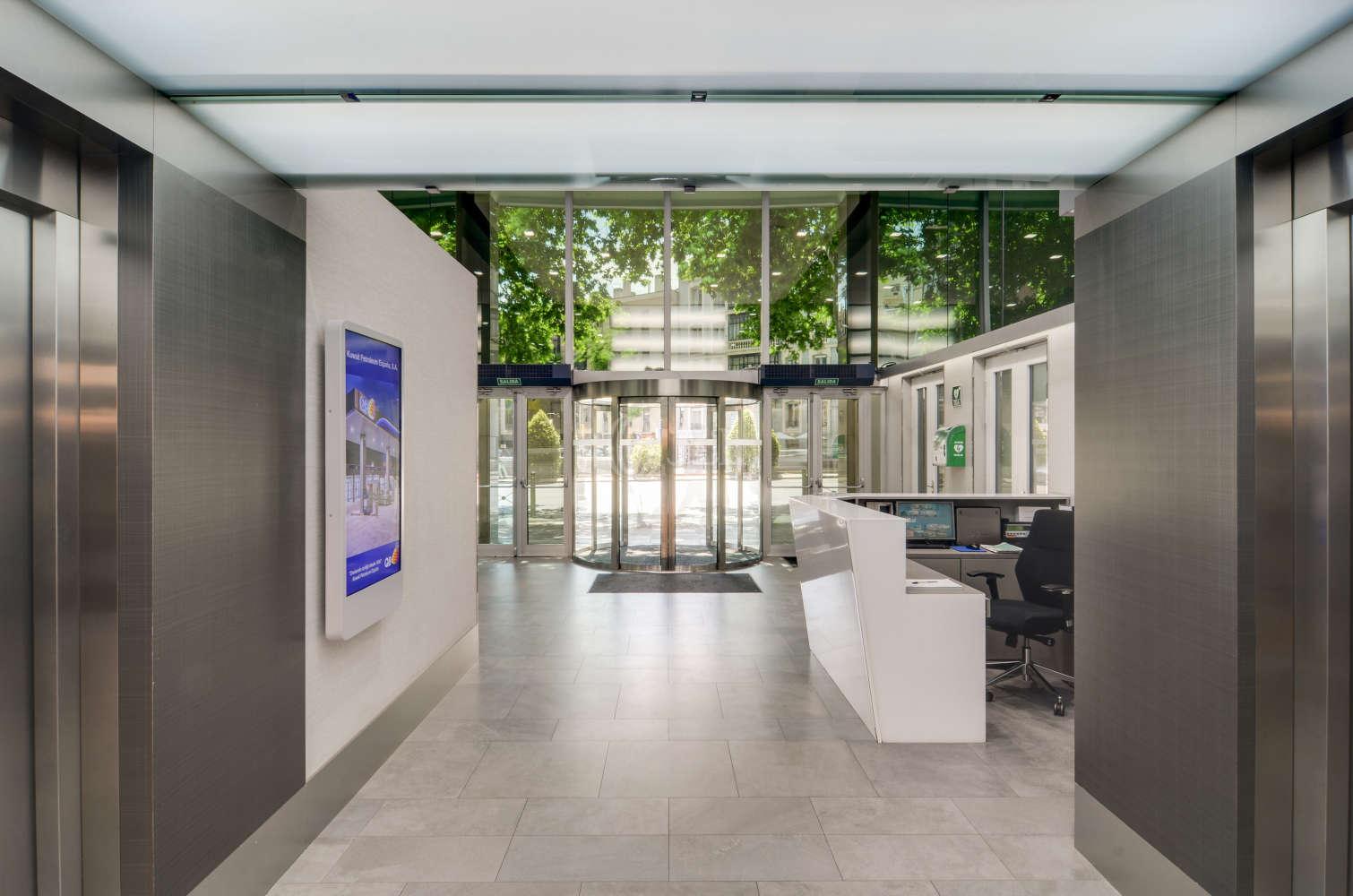 Oficina Madrid, 28028 - Coworking - FRANCISCO SILVELA 42 - 16854