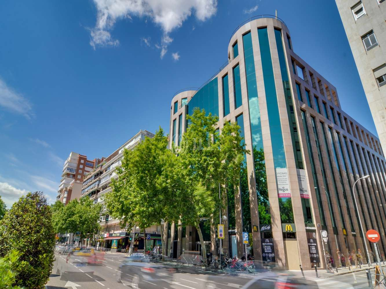 Oficina Madrid, 28028 - Coworking - FRANCISCO SILVELA 42 - 16858