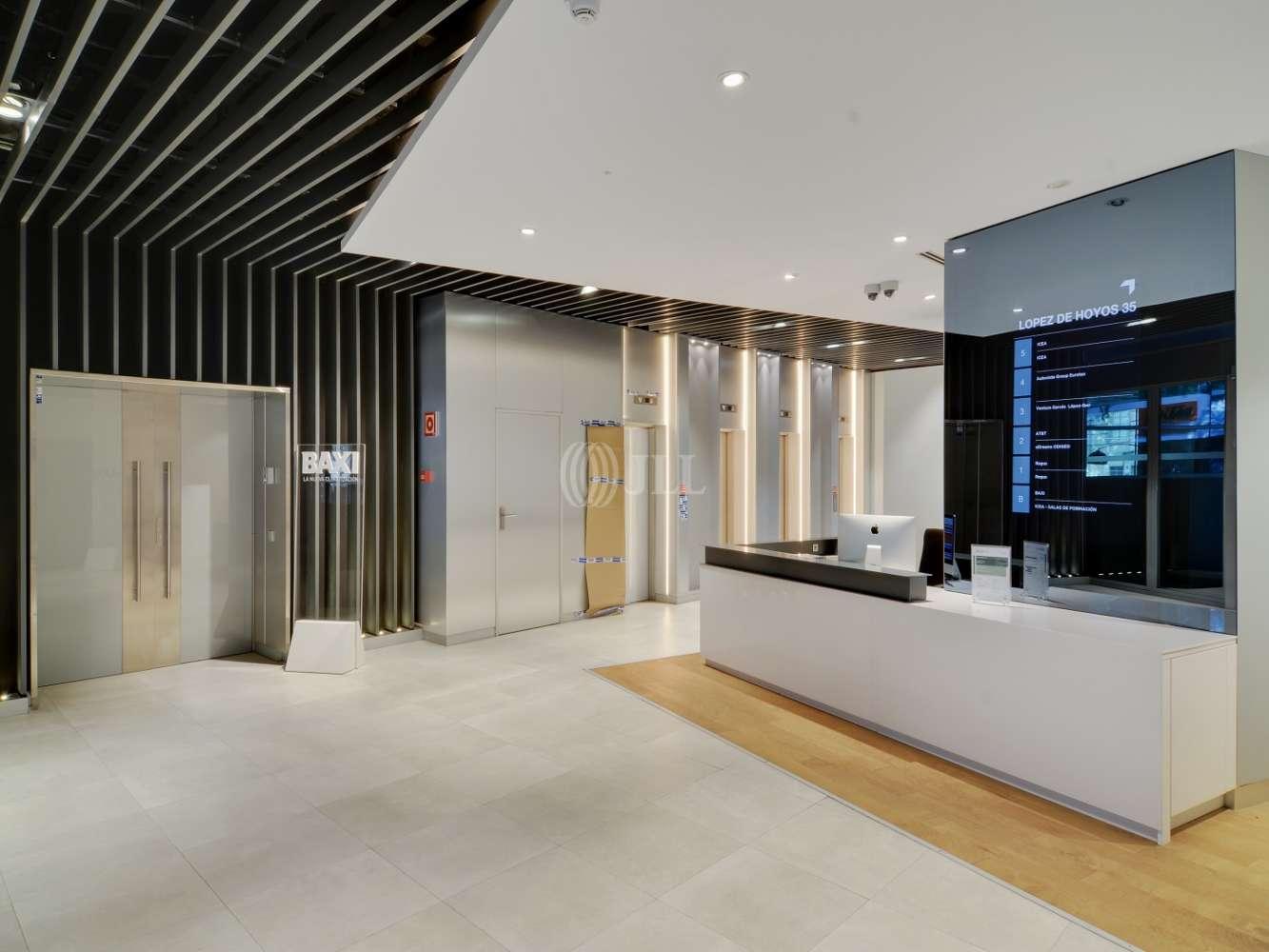 Oficina Madrid, 28002 - Coworking - LOPEZ DE HOYOS 35 - 17084