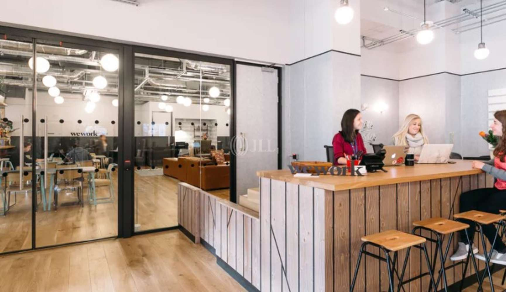 Oficina Madrid, 28046 - Coworking - LA CASTELLANA 43 - 17185