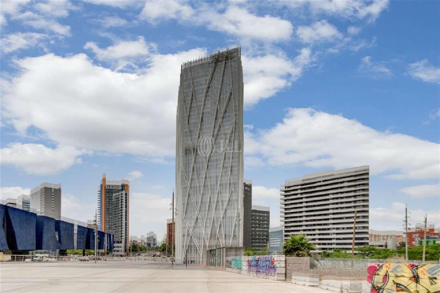 Oficina Barcelona, 08019 - TORRE TELEFONICA DIAGONAL ZERO ZERO - 17358