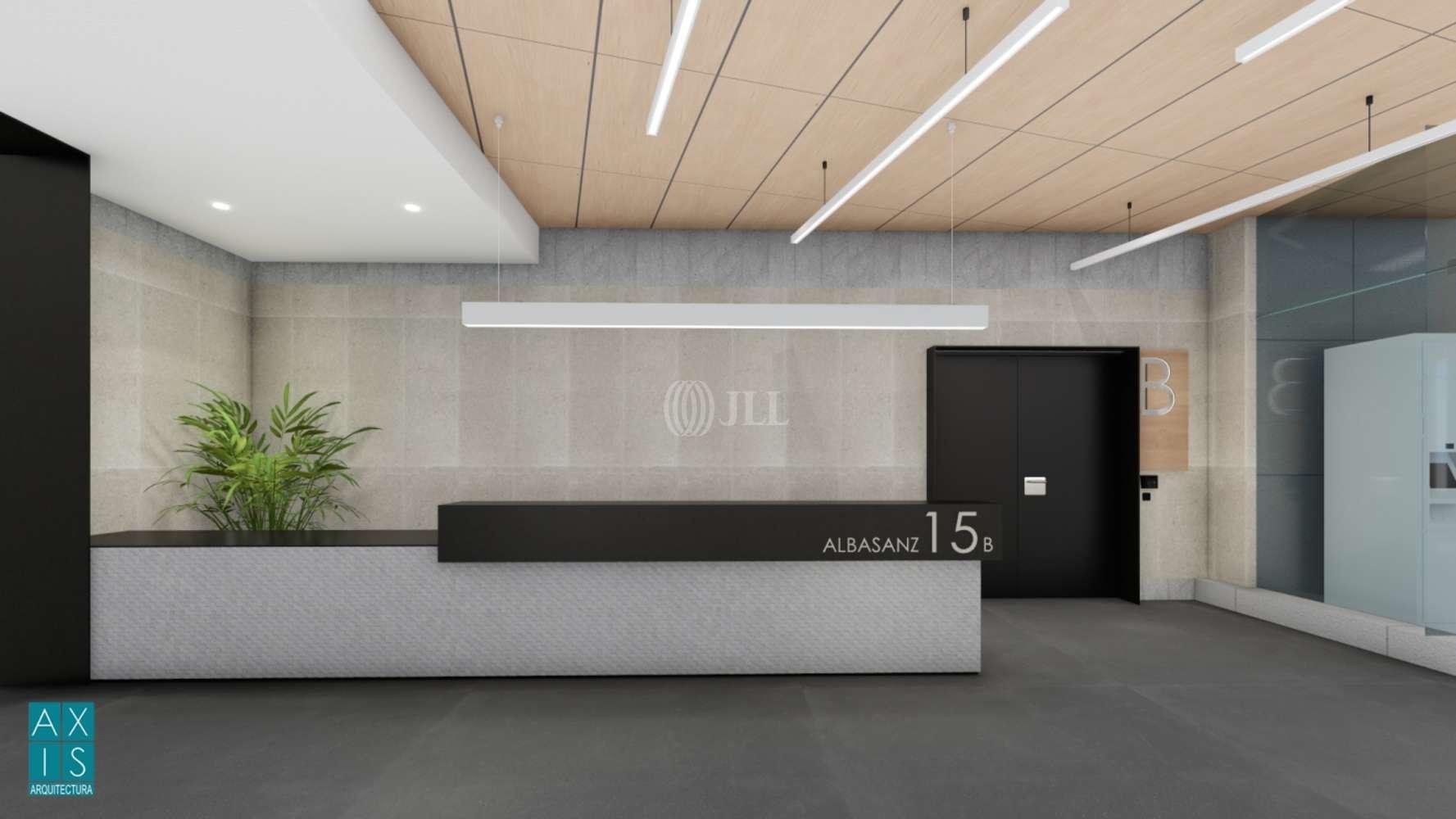 Oficina Madrid, 28037 - Edif B Complejo Puerta del Este - 17462