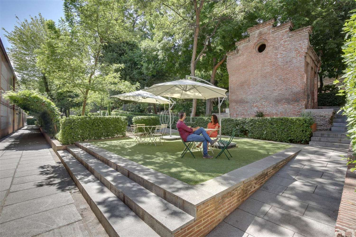 Oficina Madrid, 28014 - Coworking - TAPICES - 17822