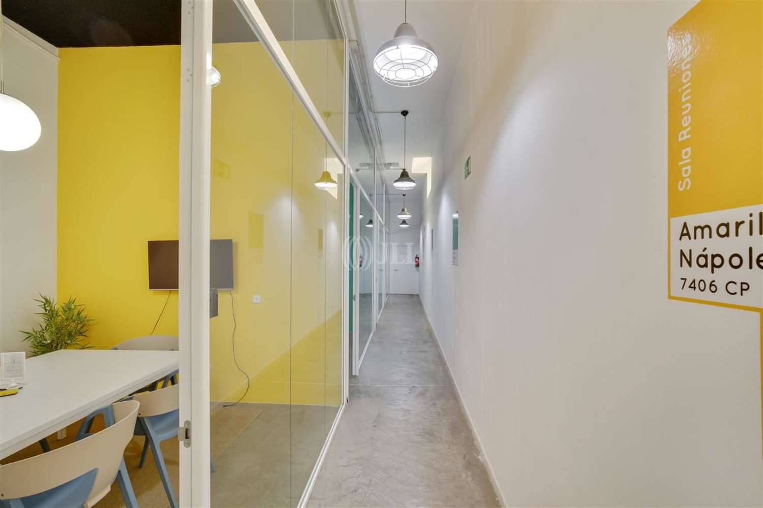 Oficina Madrid, 28014 - Coworking - TAPICES - 17823
