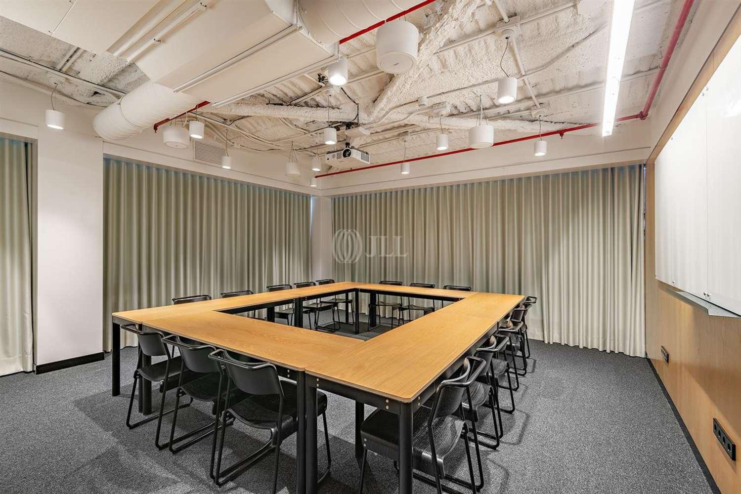 Oficina Madrid, 28046 - Coworking - LA CASTELLANA 77 - 17963