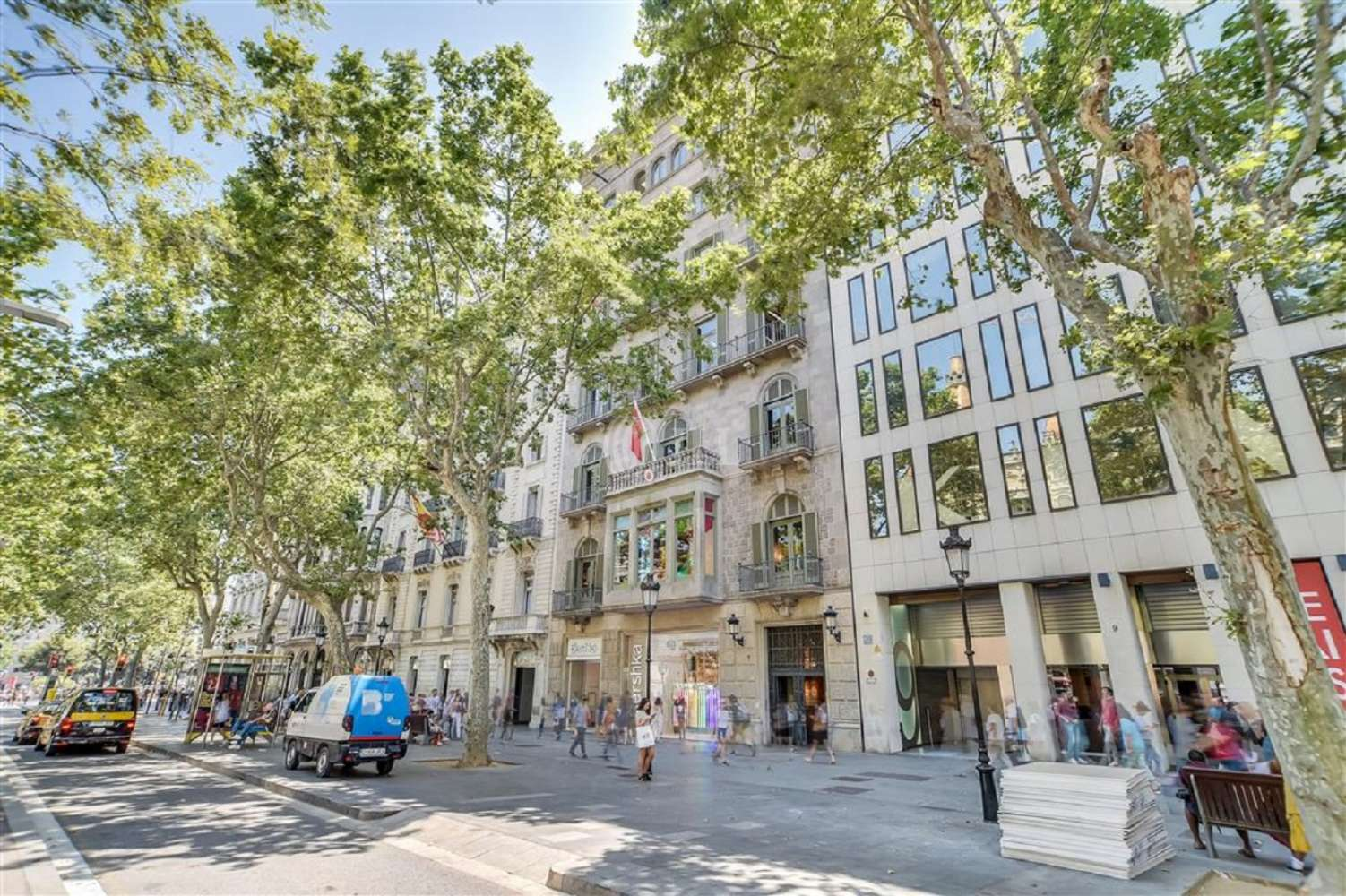 Oficina Barcelona, 08007 - GRACIA 7 - 18017