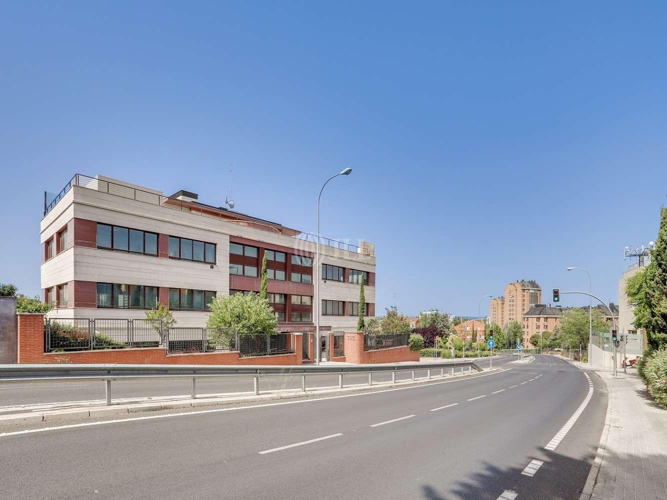 Oficina Madrid, 28035 - CARDENAL HERRERA ORIA 383 - 18186