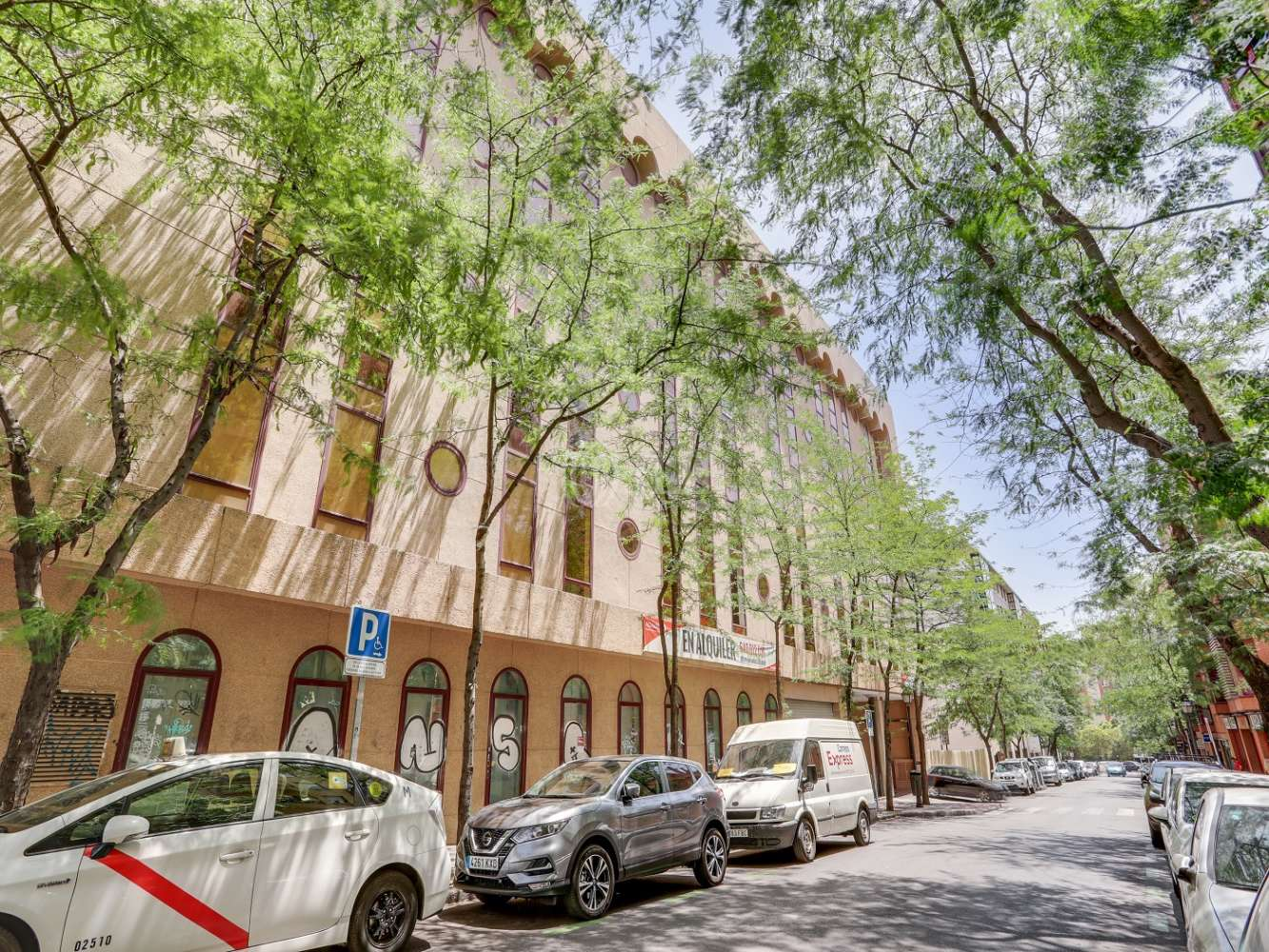 Oficina Madrid, 28012 - FRAY LUIS DE LEON 11 - 18189