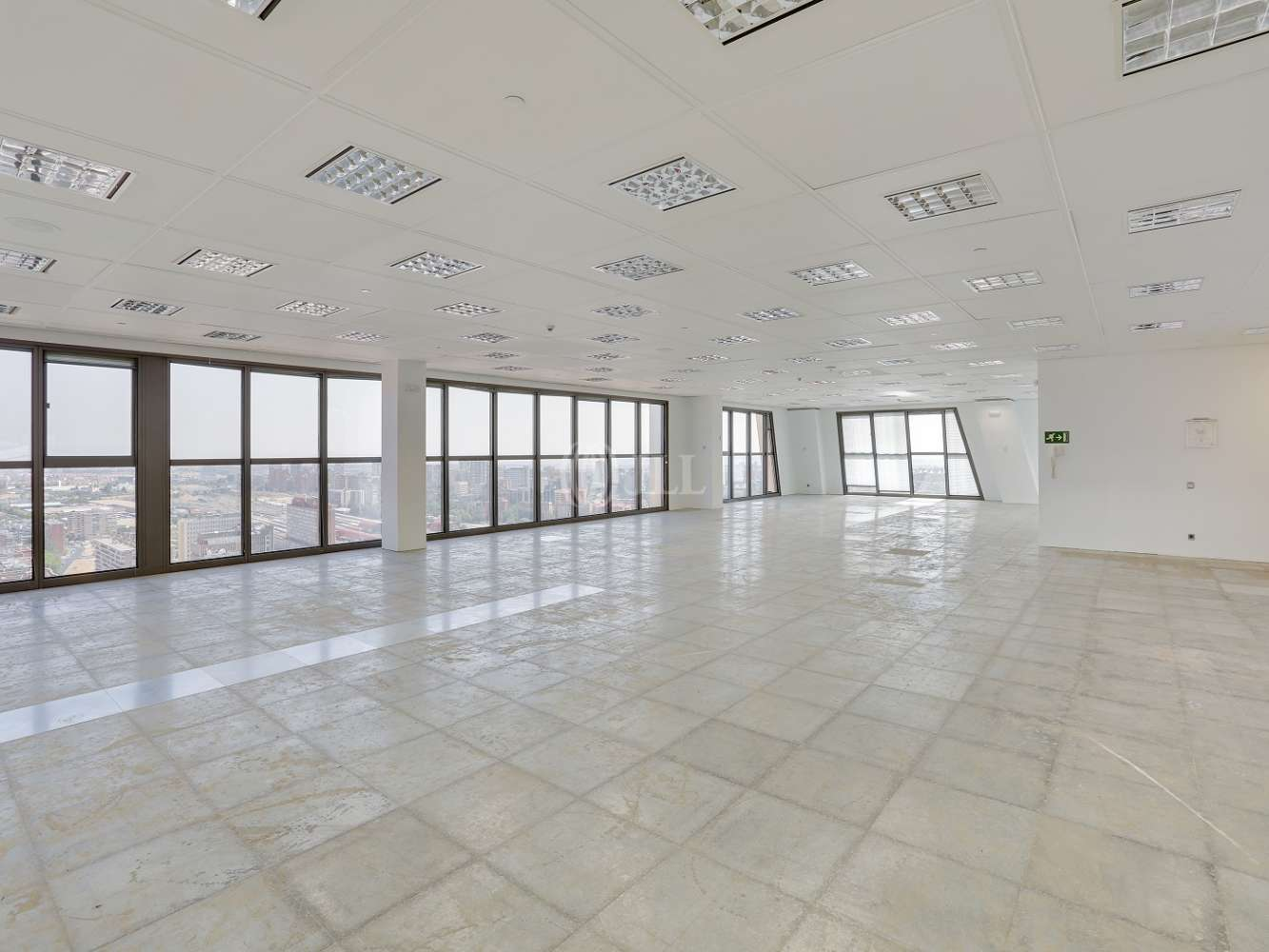 Oficina Madrid, 28046 - TORRE REALIA THE ICON - 18309