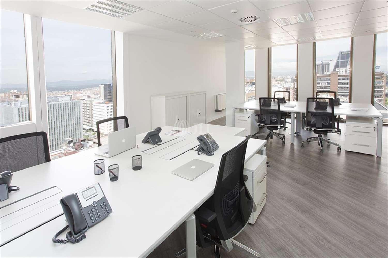 Oficina Madrid, 28046 - Coworking - LA CASTELLANA 141 - 18332