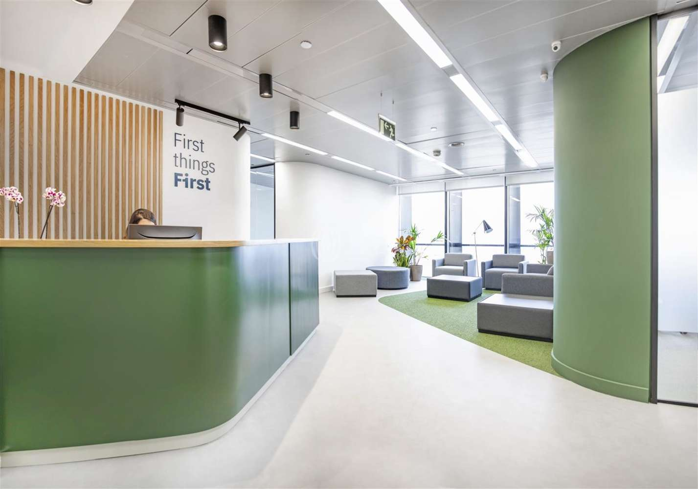 Oficina Madrid, 28046 - Coworking - Torre Europa First - 18847