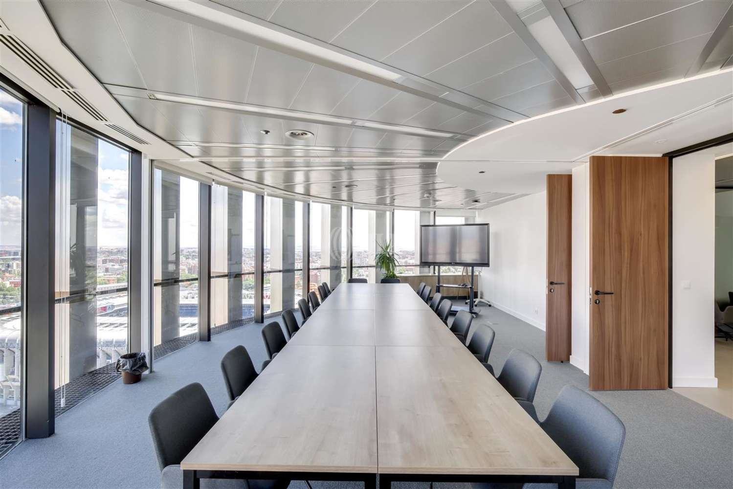 Oficina Madrid, 28046 - Coworking - Torre Europa First - 19942