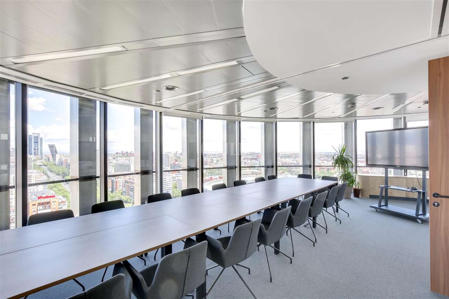 Oficina Madrid, 28046 - Coworking - Torre Europa First - 19943