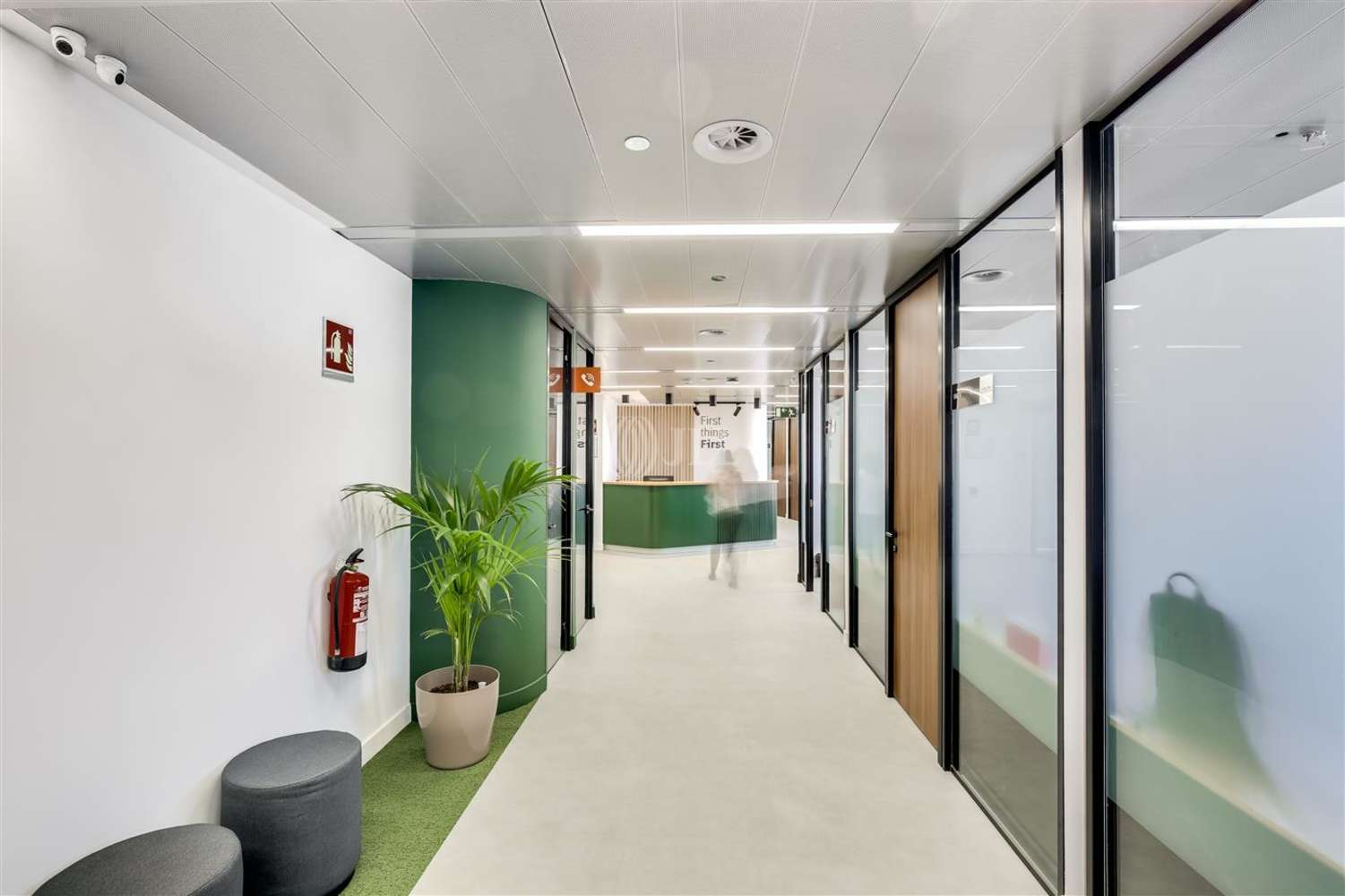 Oficina Madrid, 28046 - Coworking - Torre Europa First - 19944