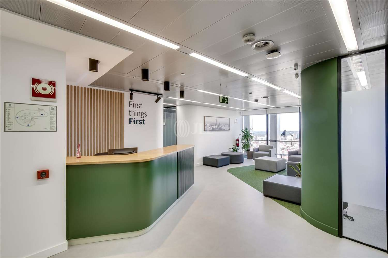 Oficina Madrid, 28046 - Coworking - Torre Europa First - 19948